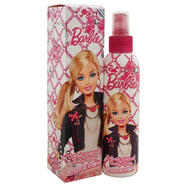 Barbie Colonia Corporal by Mattel Body Spray for Kids 6.8oz