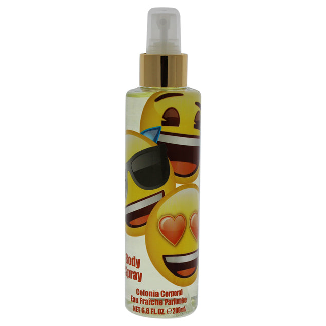 Emoji by Air-Val International Body Spray for Kids 6.8oz