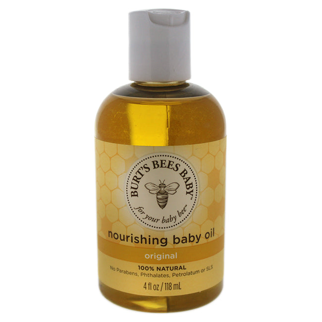 Baby Bee Nourishing Baby Oil by Burts Bees for Kids 4oz