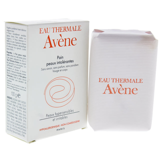 Bar Soap for Face and Body by Avene for Kids 3.4oz