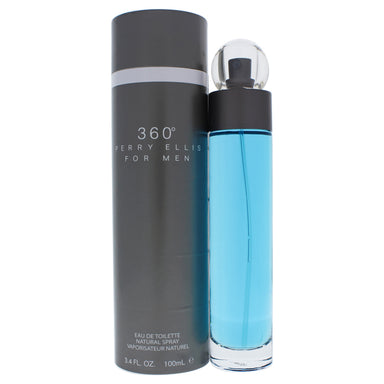 360 by Perry Ellis EDT Spray for Men 3.4oz