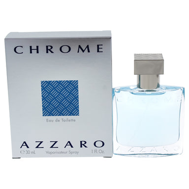 Chrome by Loris Azzaro EDT Spray for Men 1oz