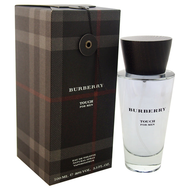 Touch by Burberry EDT Spray for Men 3.3oz