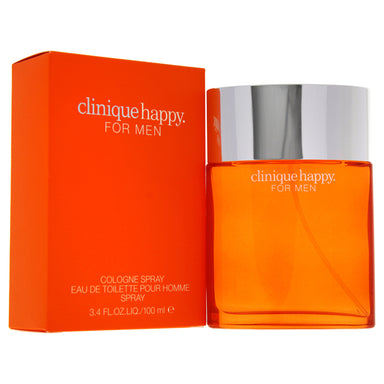 Clinique Happy by Clinique Cologne Spray for Men 3.4oz