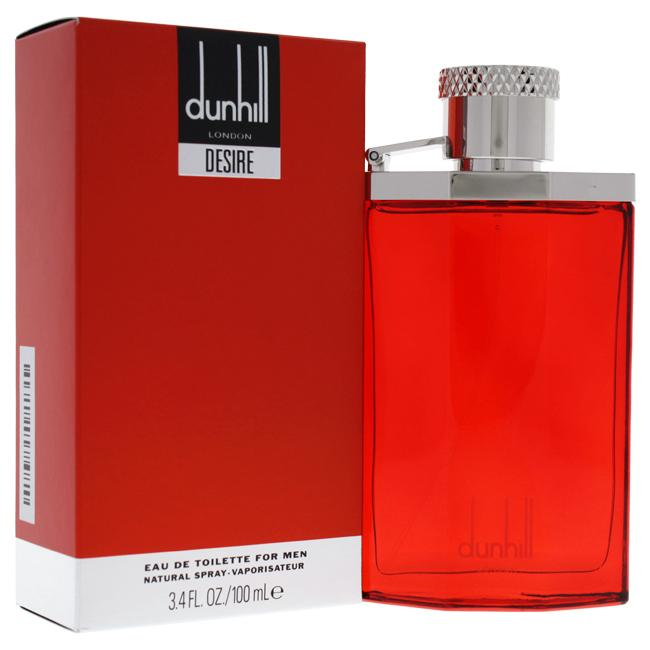 Desire by Alfred Dunhill EDT Spray for Men 3.4oz