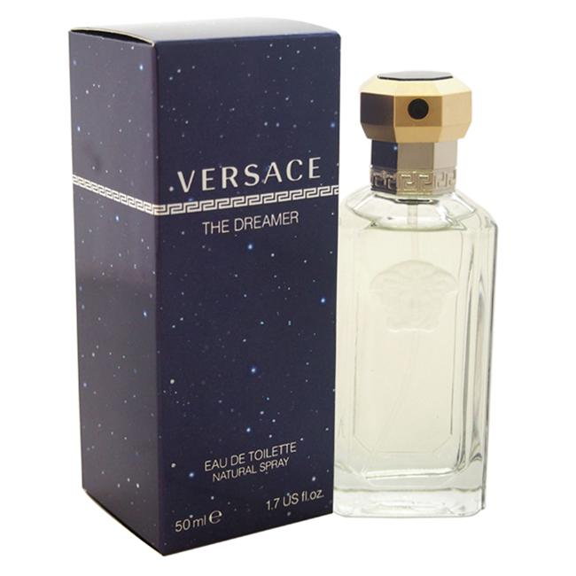 Dreamer by Versace EDT Spray for Men 1.6oz