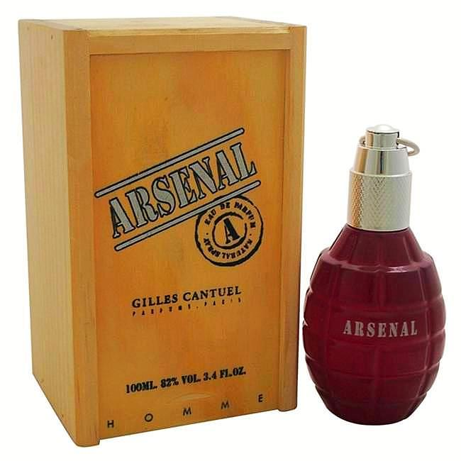 Arsenal Red by Gilles Cantuel for Men