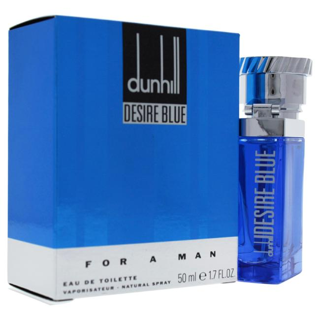 Desire Blue by Alfred Dunhill EDT Spray for Men 1.7oz