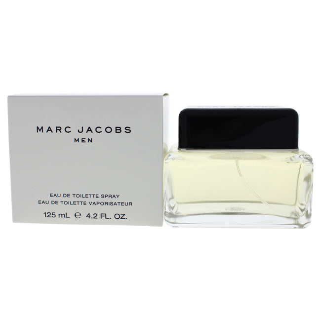 Marc Jacobs by Marc Jacobs for Men - 4.2 oz EDT Spray