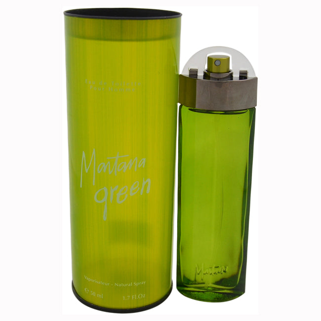 Montana Green by Claude Montana for Men