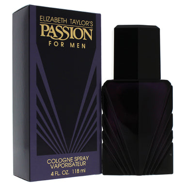 Passion by Elizabeth Taylor Cologne Spray for Men 4oz