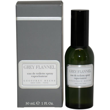 Grey Flannel by Geoffrey Beene for Men - 1 oz EDT Spray