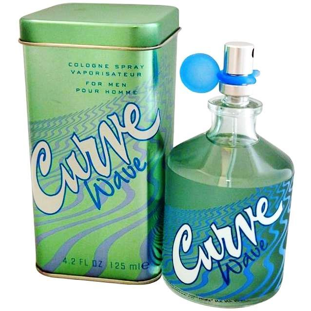 Curve Wave by Liz Claiborne for Men