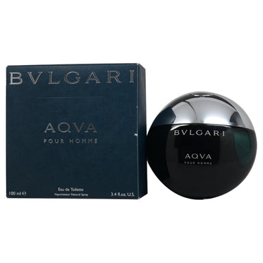 Aqva by Bvlgari EDT Spray for Men 3.4oz