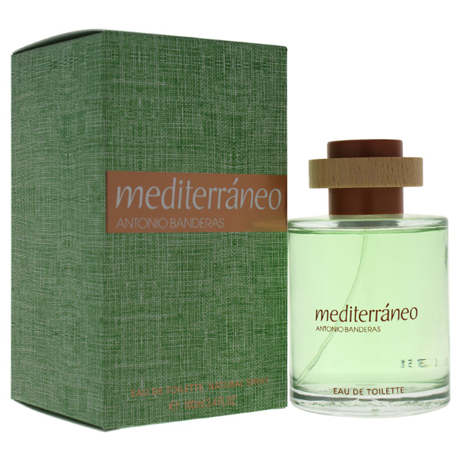 Mediterraneo by Antonio Banderas for Men