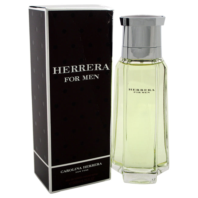 Herrera by Carolina Herrera EDT Spray for Men 6.75oz