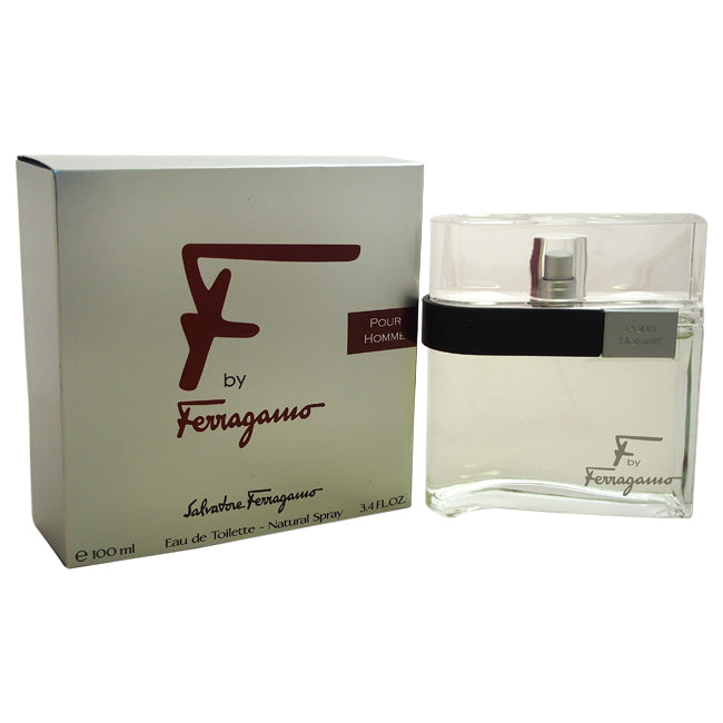 F Pour Homme by Salvatore Ferragamo for Men