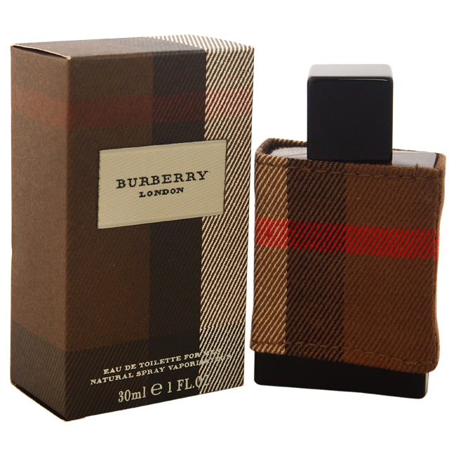 Burberry London by Burberry EDT Spray for Men 1oz