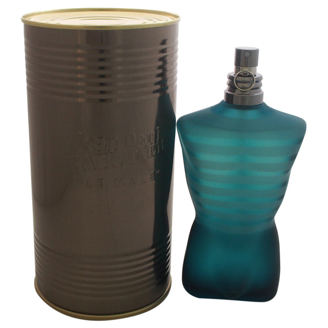 Le Male by Jean Paul Gaultier EDT Spray for Men 6.7oz