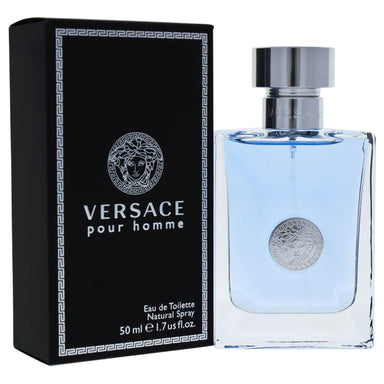Versace Pour Homme by Versace EDT Spray for Men 1.7oz