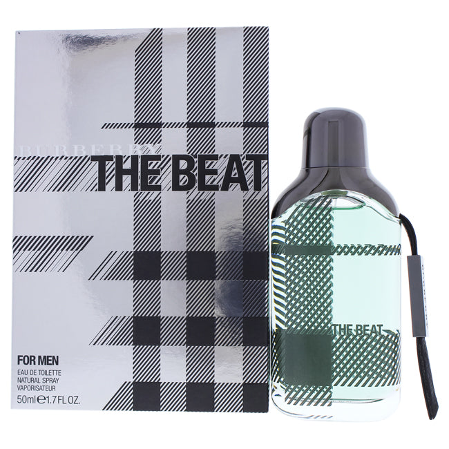 The Beat by Burberry EDT Spray for Men 1.7oz