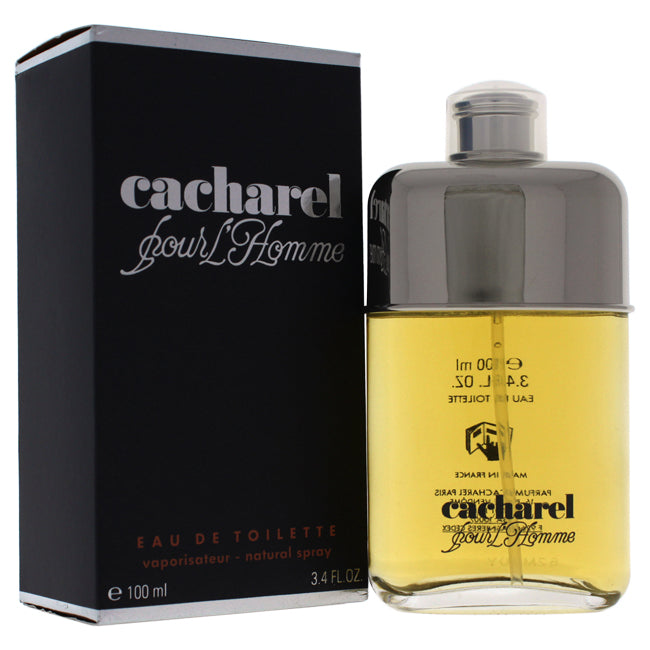 Cacharel by Cacharel EDT Spray for Men 3.4oz