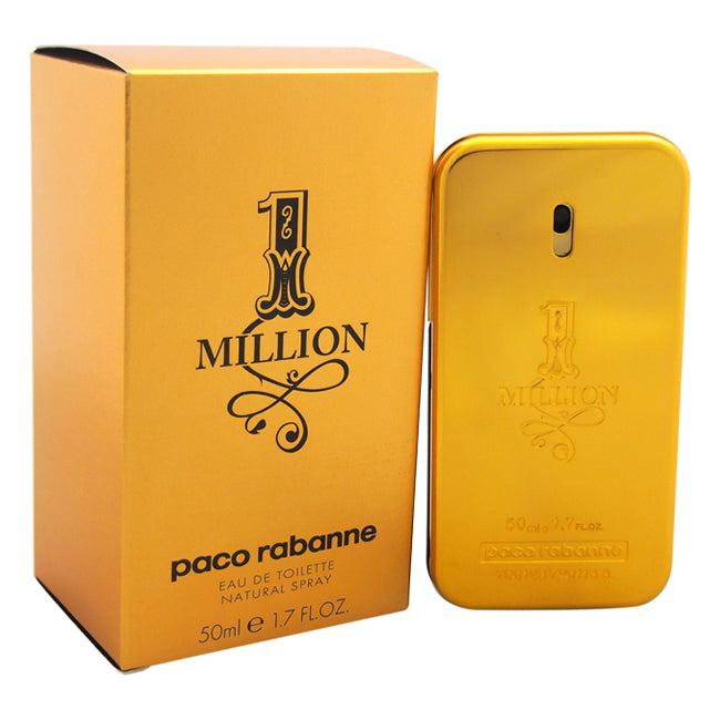 1 Million by Paco Rabanne EDT Spray for Men 1.7oz