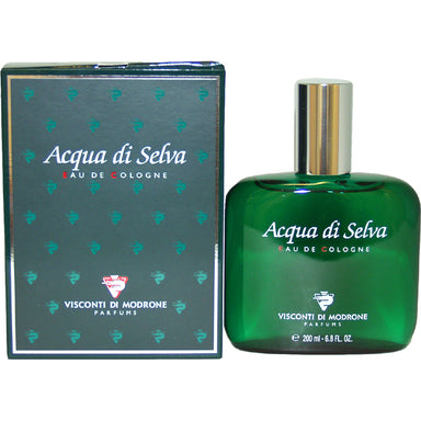 Acqua De Selva by Visconti Di Modrone EDC Splash for Men 6.8oz
