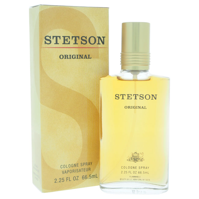 Stetson by Coty for Men - 2.25 oz Cologne Spray