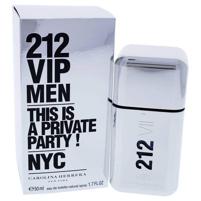 212 VIP by Carolina Herrera for Men 1.7oz