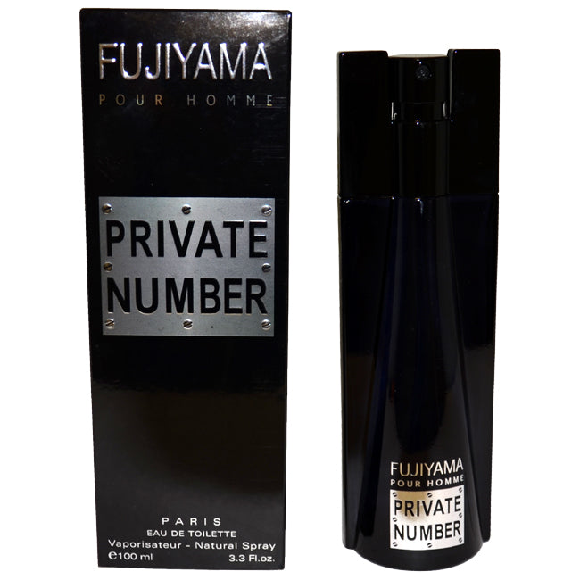 Fujiyama Private Number by Succes De Paris for Men