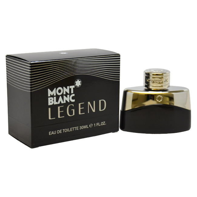 Mont Blanc Legend by Montblanc for Men - 1 oz EDT Spray