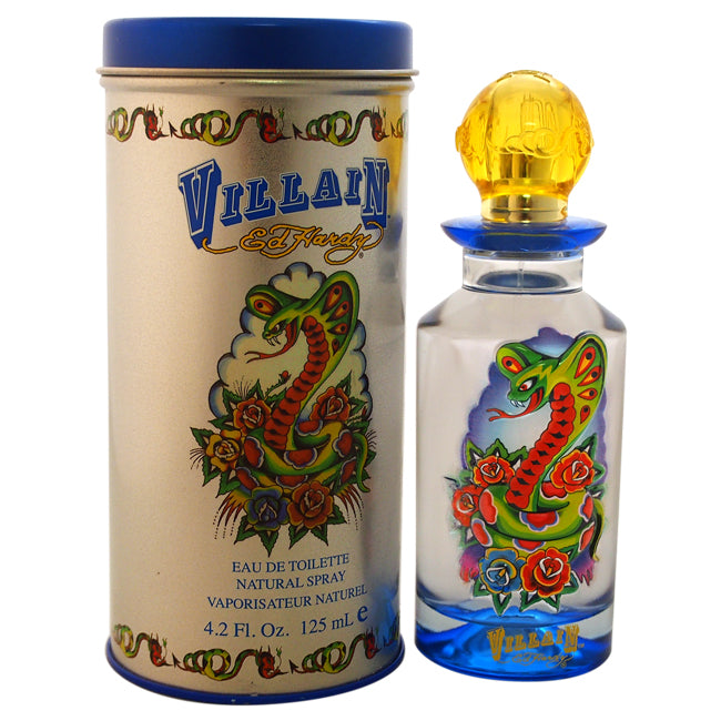 Ed Hardy Villain by Ed Hardy for Men
