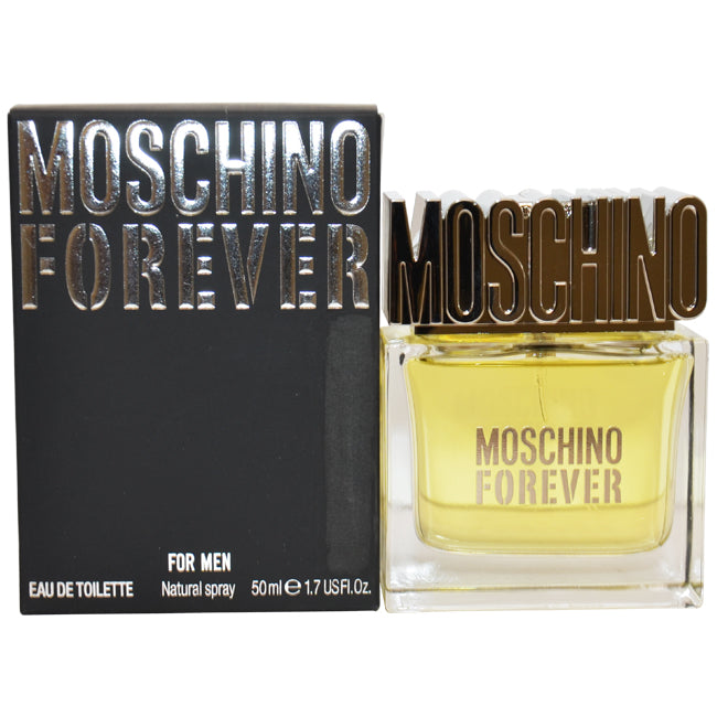 Moschino Forever by Moschino for Men - 1.7 oz EDT Spray