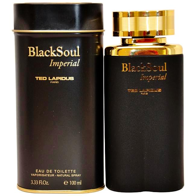 Black Soul Imperial by Ted Lapidus for Men