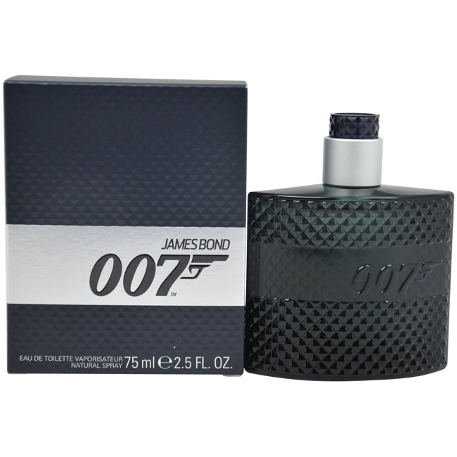 007 by James Bond EDT Spray for Men 2.5oz