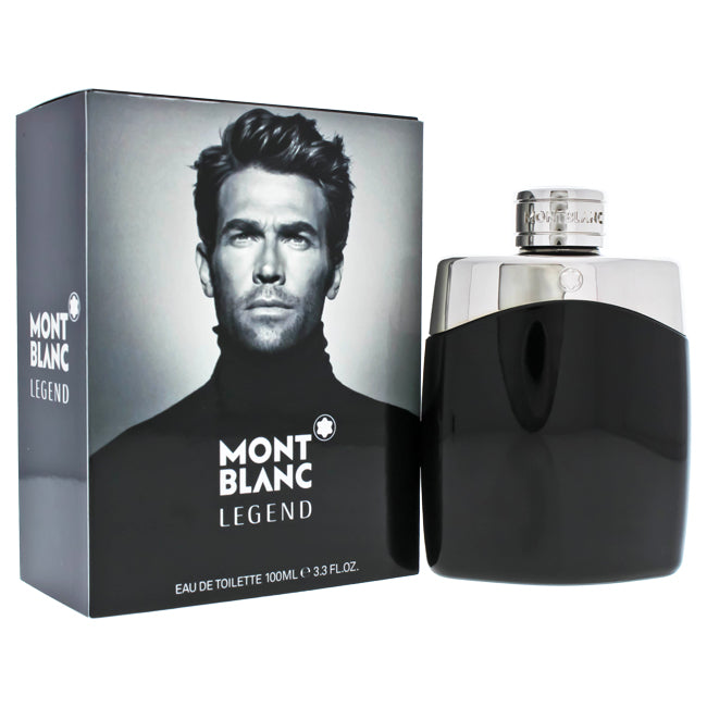 Legend by Mont Blanc EDT Spray for Men 3.3oz