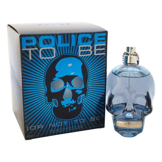 To Be (Or Not To Be) by Police EDT Spray for Men 4.2oz