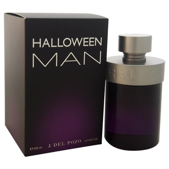 Halloween Man by J. Del Pozo EDT Spray for Men 4.2oz