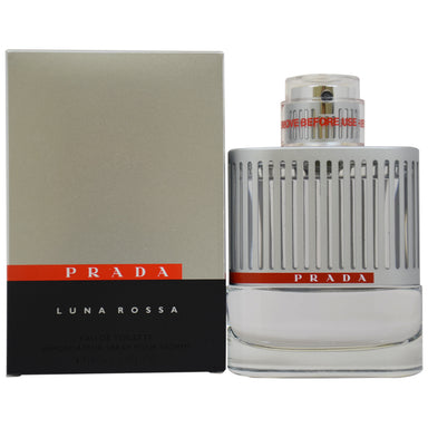 Luna Rossa by Prada EDT Spray for Men 3.4oz