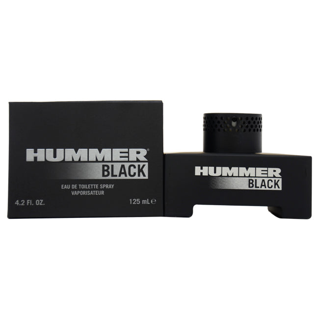 Hummer Black by Hummer for Men