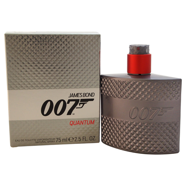 James Bond 007 Quantum by James Bond for Men