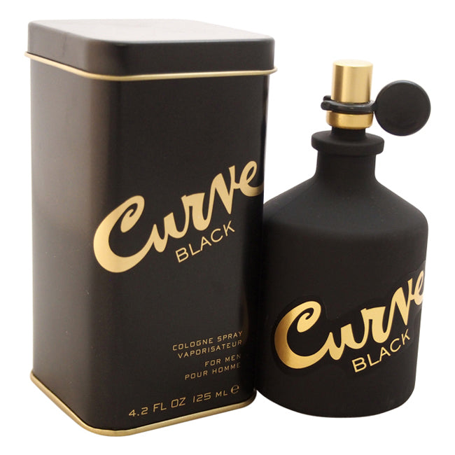Curve Black by Liz Claiborne for Men