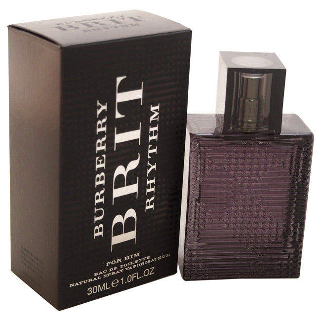 Brit Rhythm by Burberry EDT Spray for Him 1oz