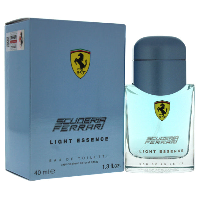 Scuderia Ferrari Light Essence by Ferrari EDT Spray for Men 1.3oz