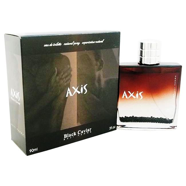 Axis Black Cavier by SOS Creations for Men
