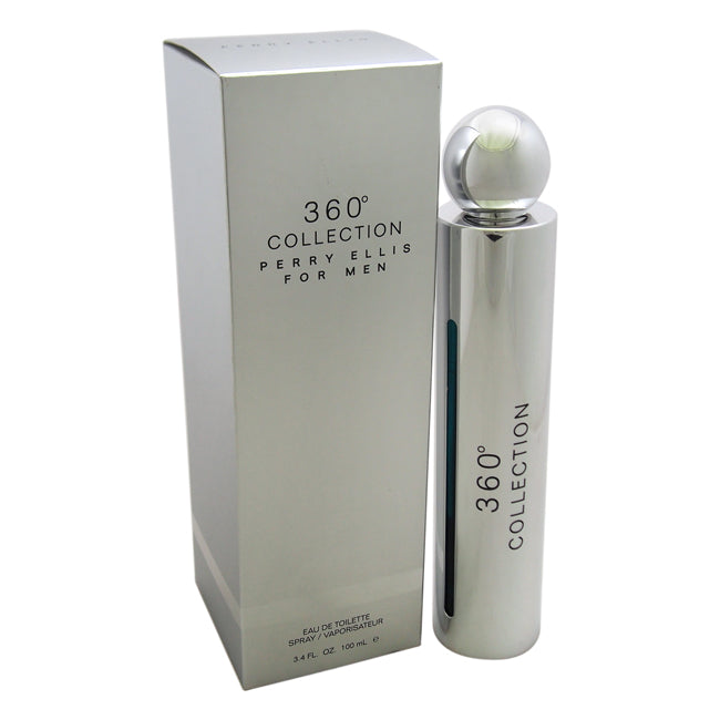 360 Collection by Perry Ellis EDT Spray for Men 3.4oz