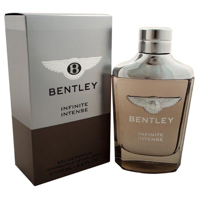 Bentley Infinite Intense by Bentley EDP Spray for Men 3.4oz