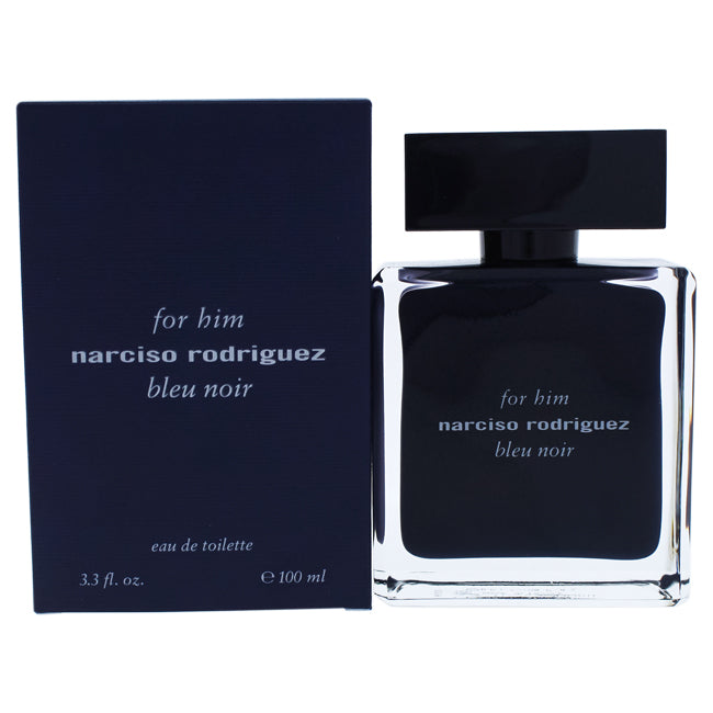 Bleu Noir by Narciso Rodriguez EDT Spray for Him 3.3oz
