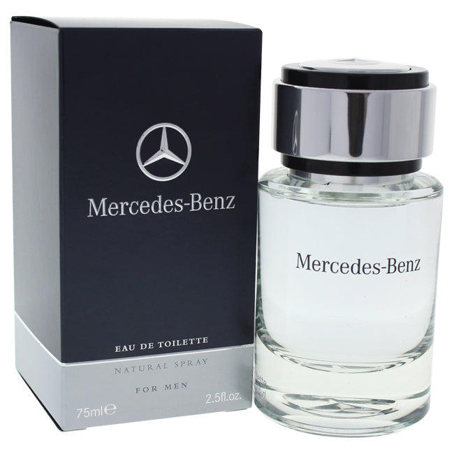 Mercedes-Benz by Mercedes-Benz EDT Spray for Men 2.5oz